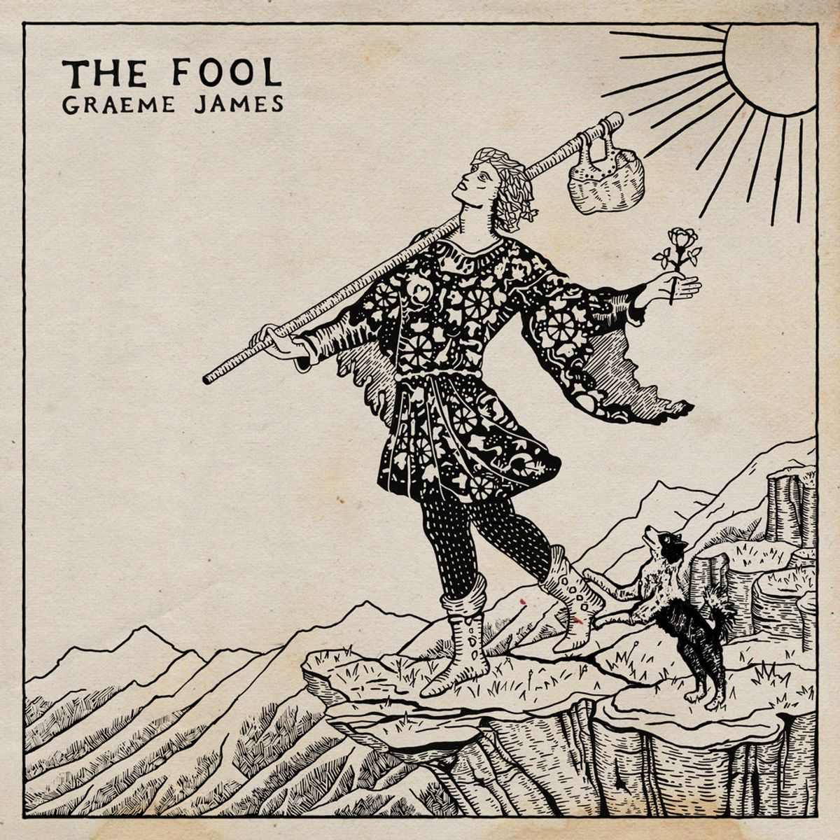 Graeme James - The Fool