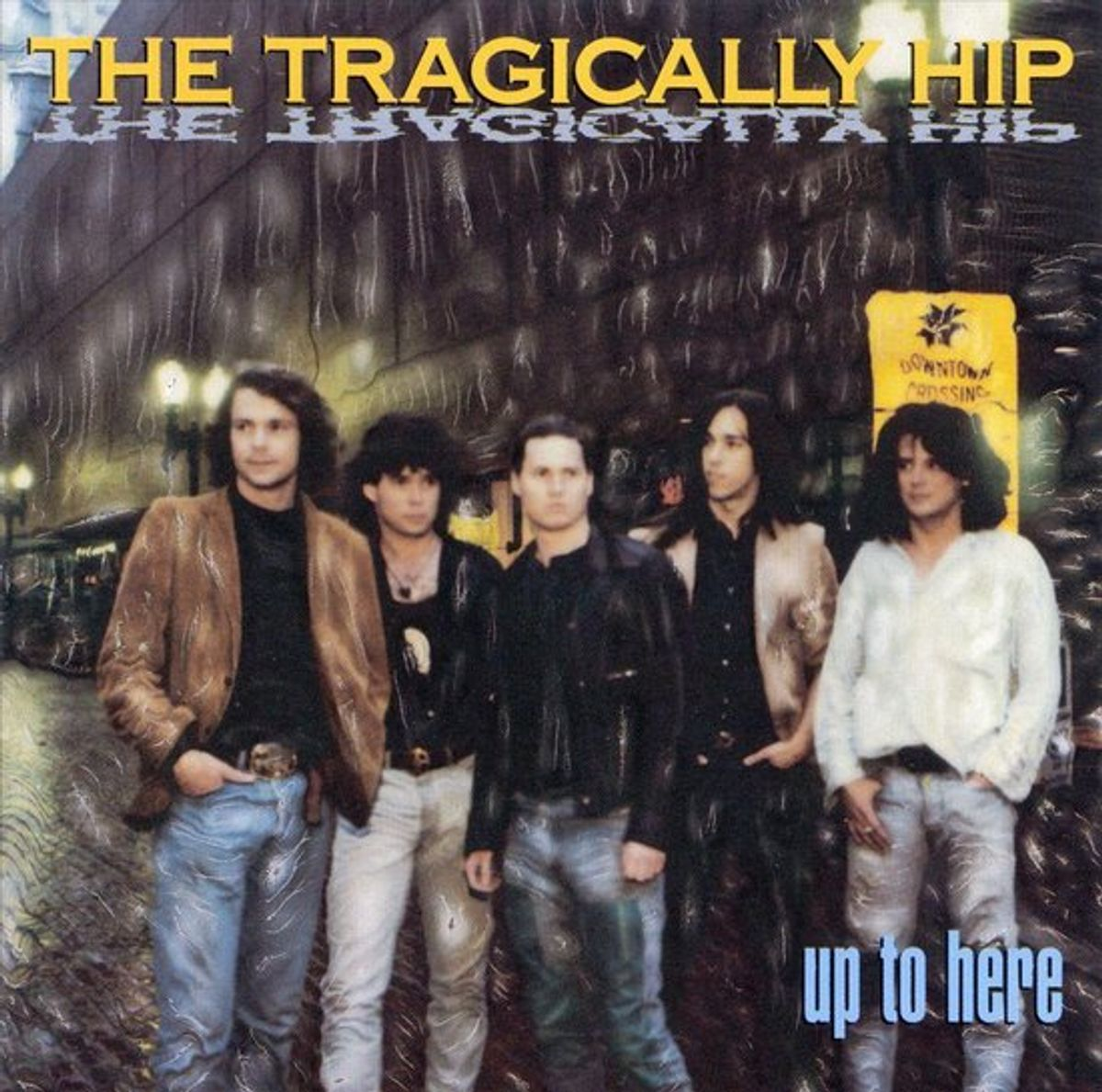 #NewOrleans - The Tragically Hip - New Orleans Is Sinking (1989)