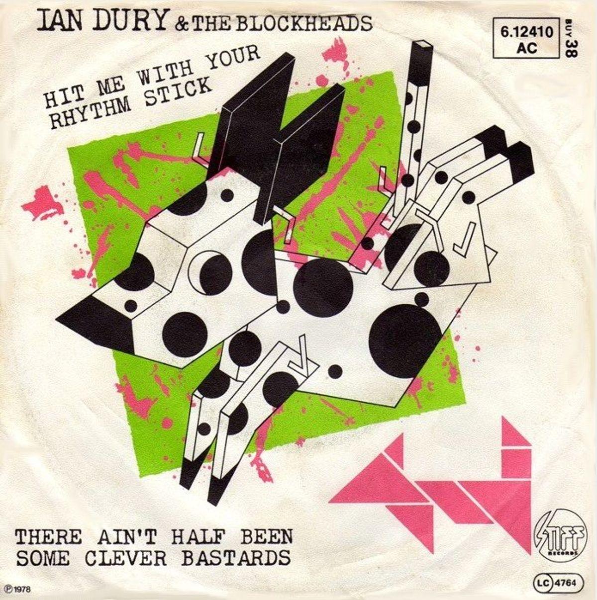 #IanDuryEtc - Ian Dury & the Blockheads - Hit Me With Your Rhythm SticT