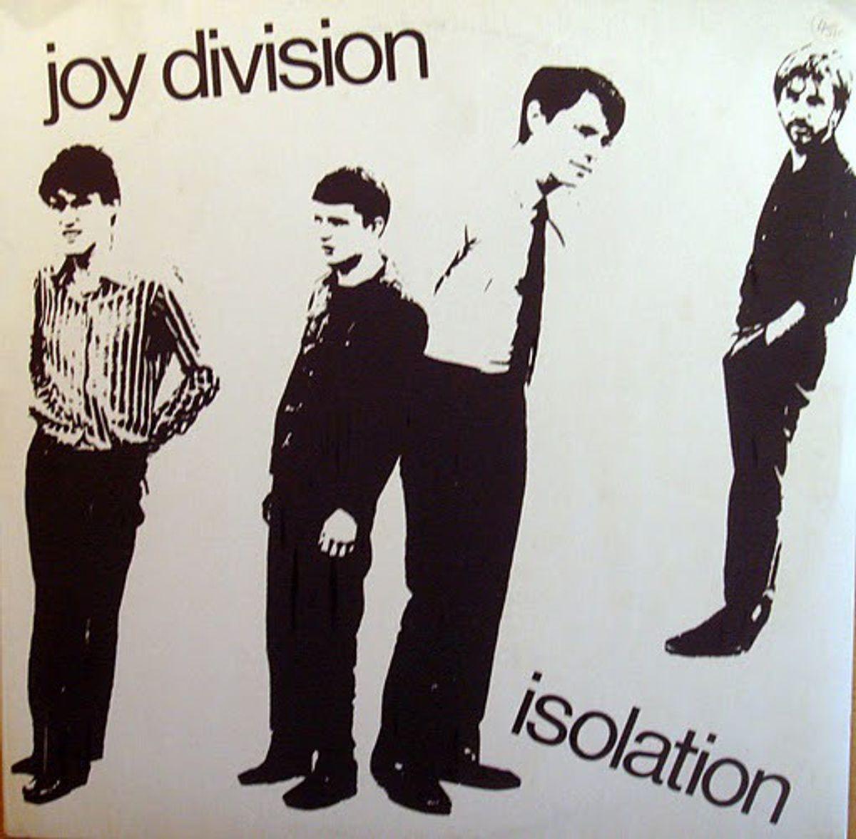 #Quarantainemuziek - Joy Division - Isolation (1980)