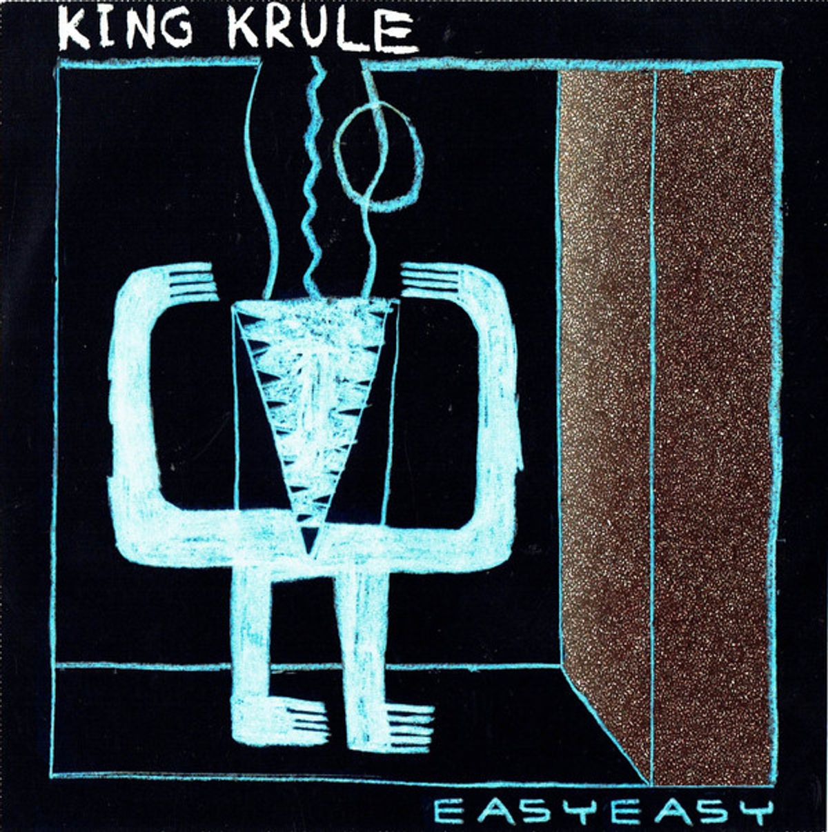 #IanDuryEtc - King Krule - Easy Easy (2013)