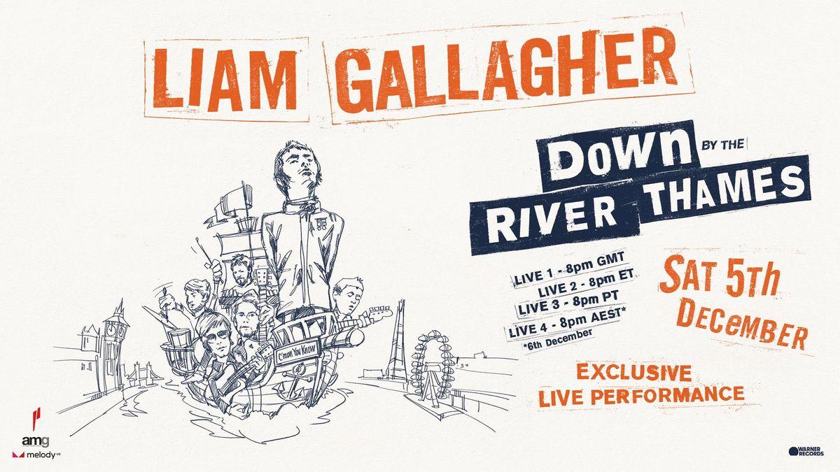 Liam Gallagher - Bootje varen