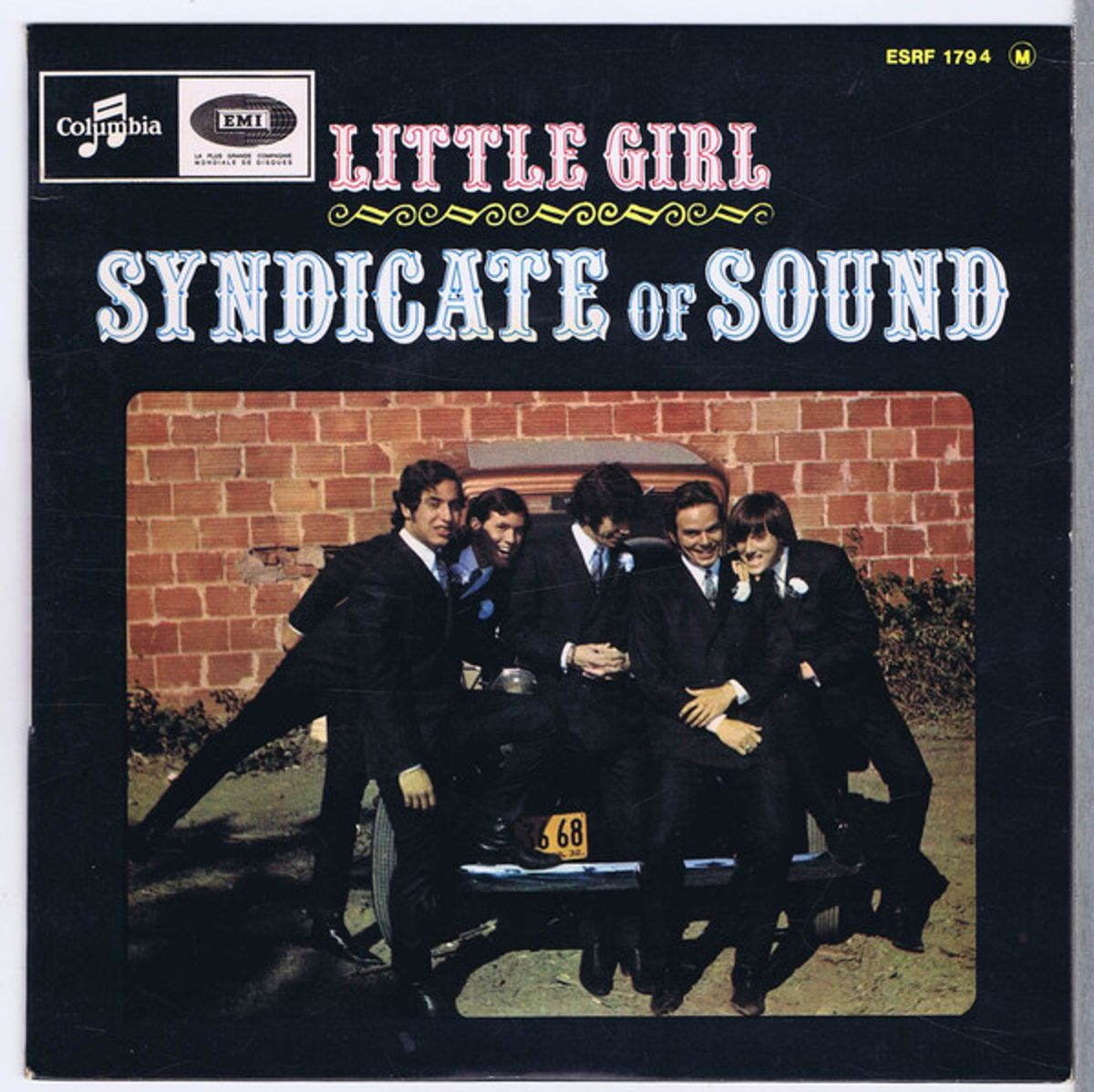 #RickenbackerRules - Syndicate Of Sound - Little Girl (1966)