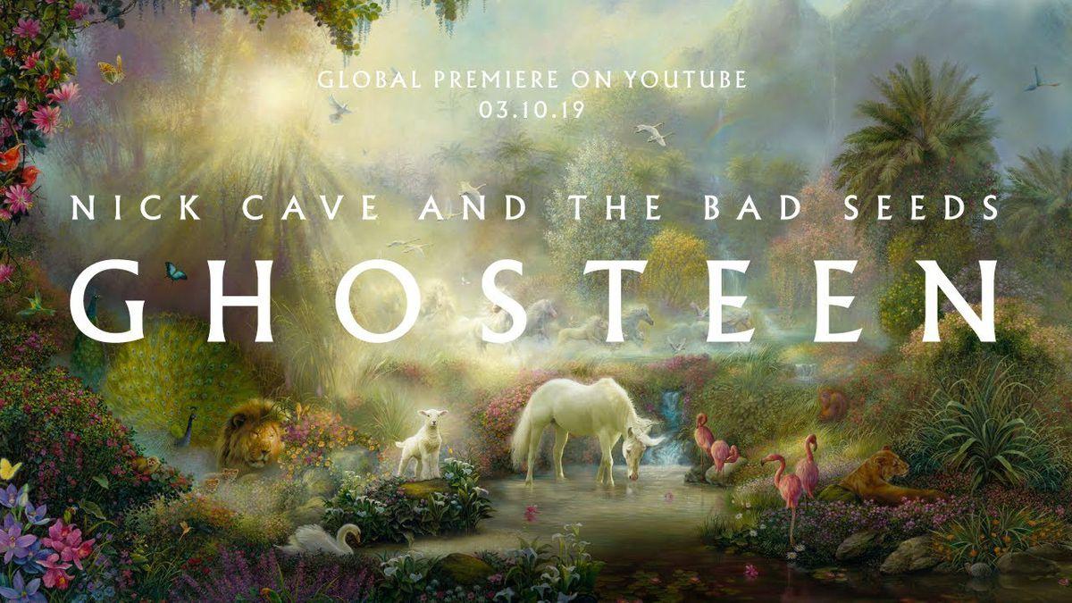 De nacht in met Nick Cave en Ghosteen
