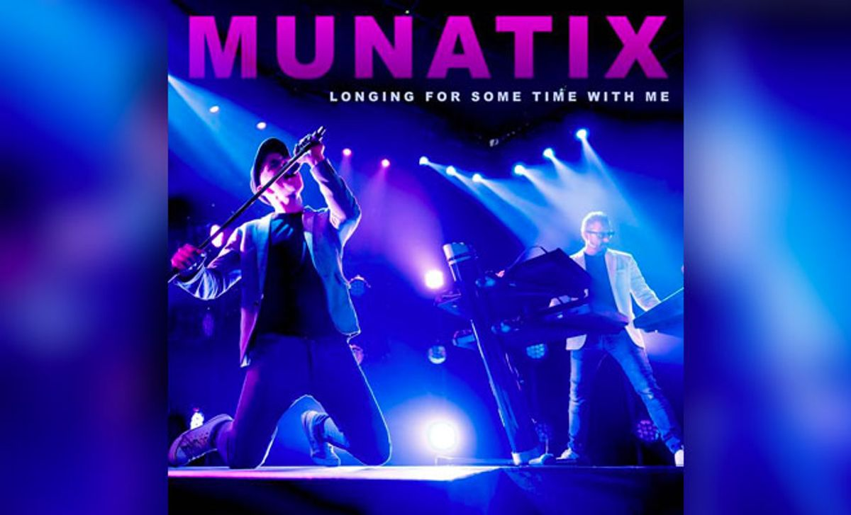 Munatix - Longing For Some Time With Me