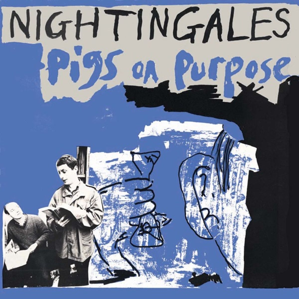 The Nightingales - 'Pigs On Purpose'