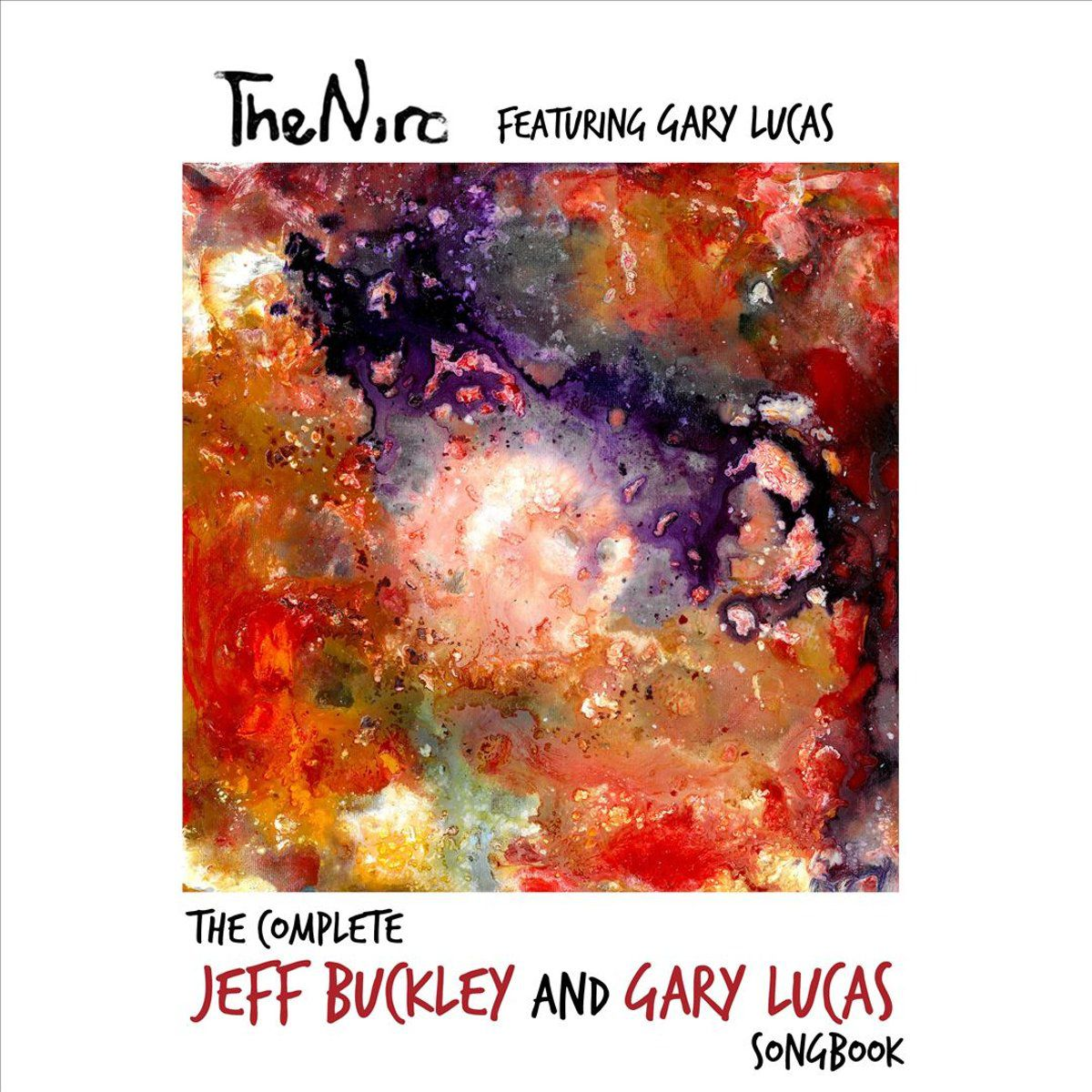 The Complete Jeff Buckley And& Gary Lucas Songbook