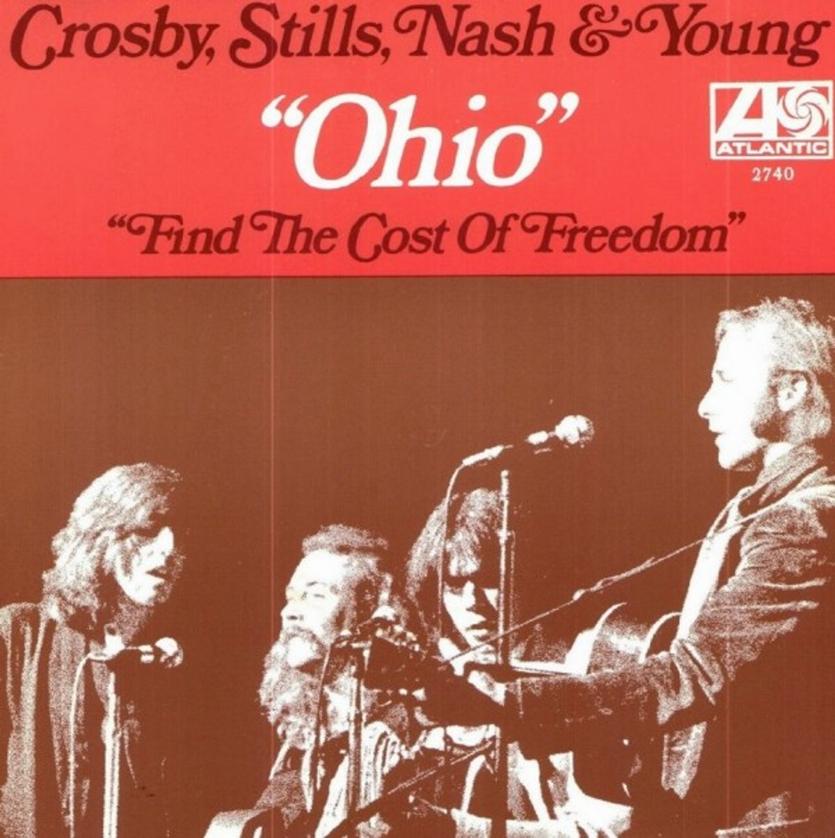 #DisasterSongs - Crosby, Stills, Nash & Young - Ohio (1970)