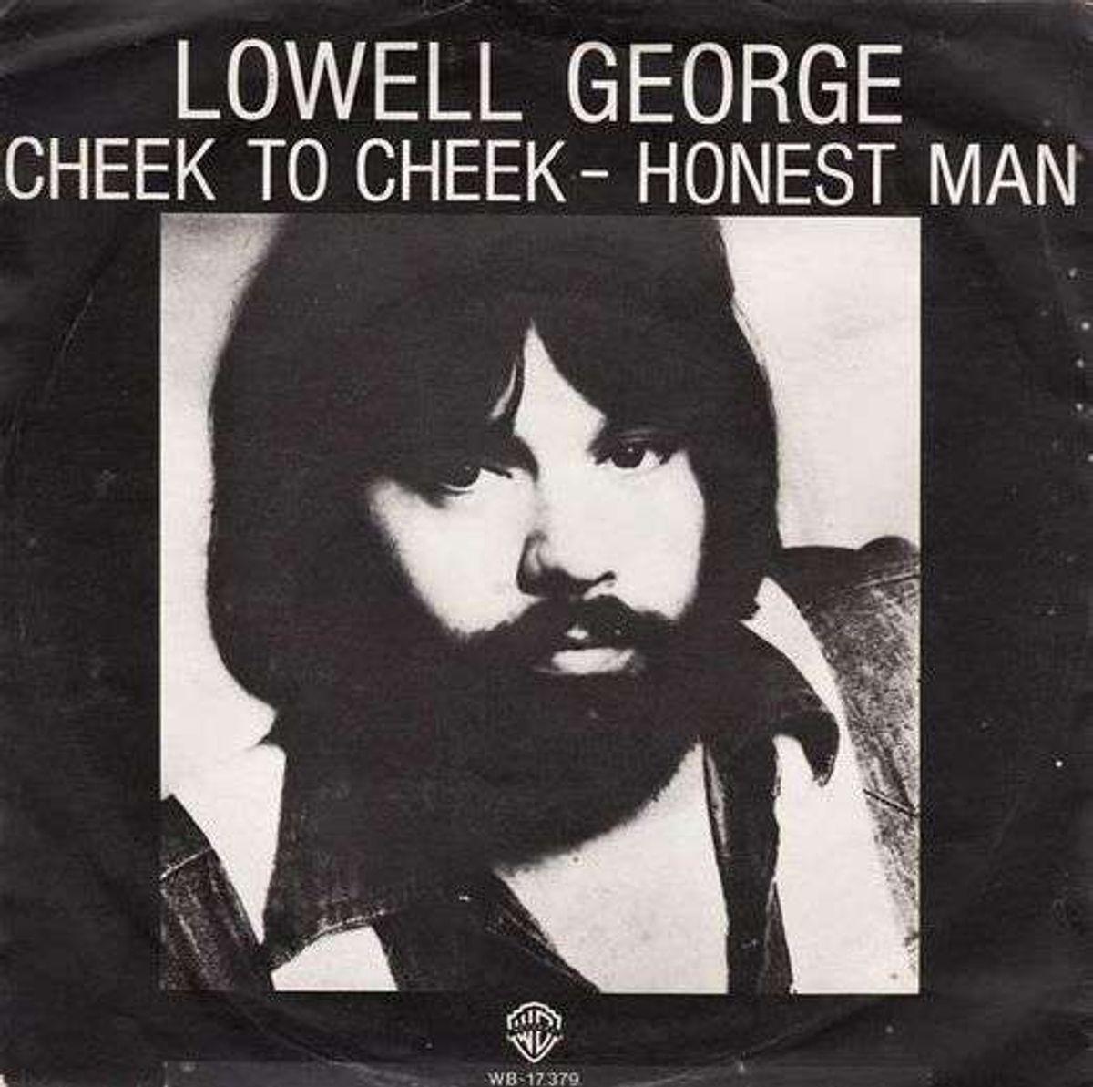 #DeZomerhit Lowell George - Cheek To Cheek (1979)