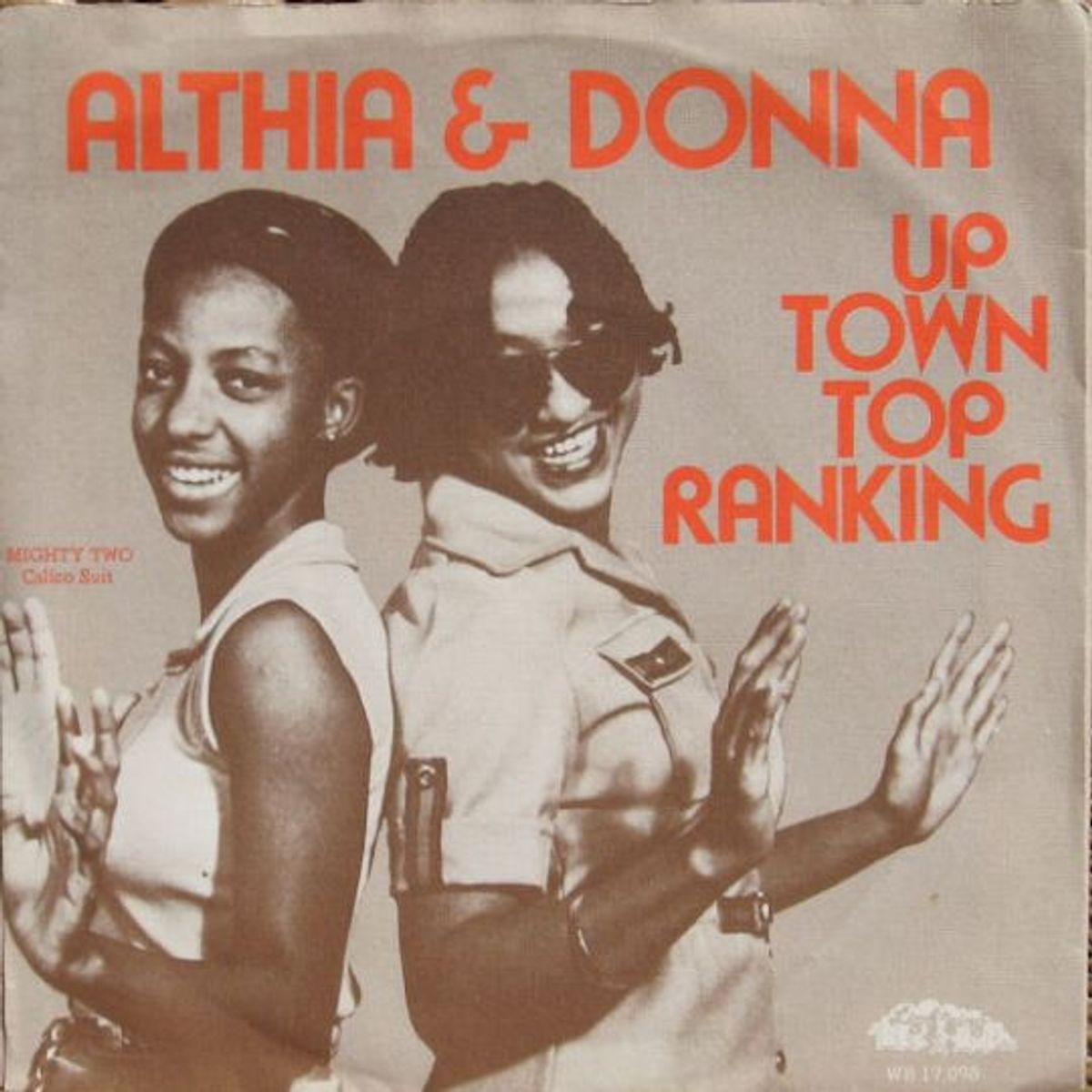 #DeZomerhit Althea & Donna - Uptown Top Ranking (1977)