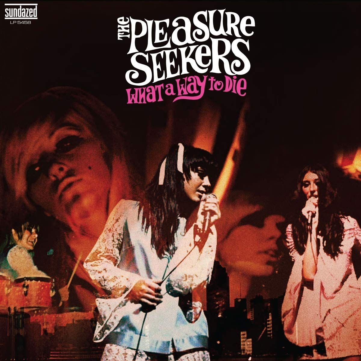 #PittigeMadammen - The Pleasure Seekers - What A Way To Die (1965)