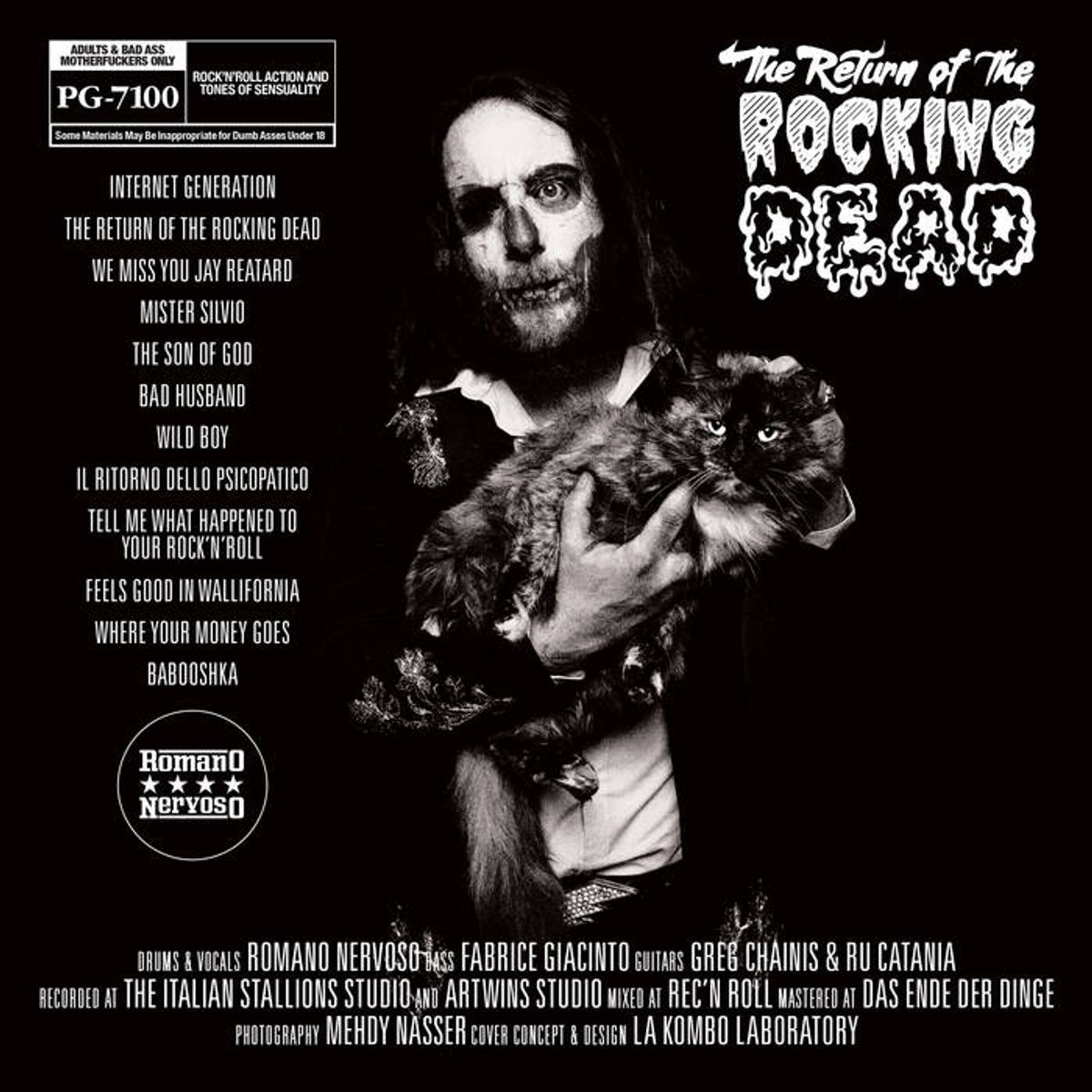 The Return Of The Rocking Dead