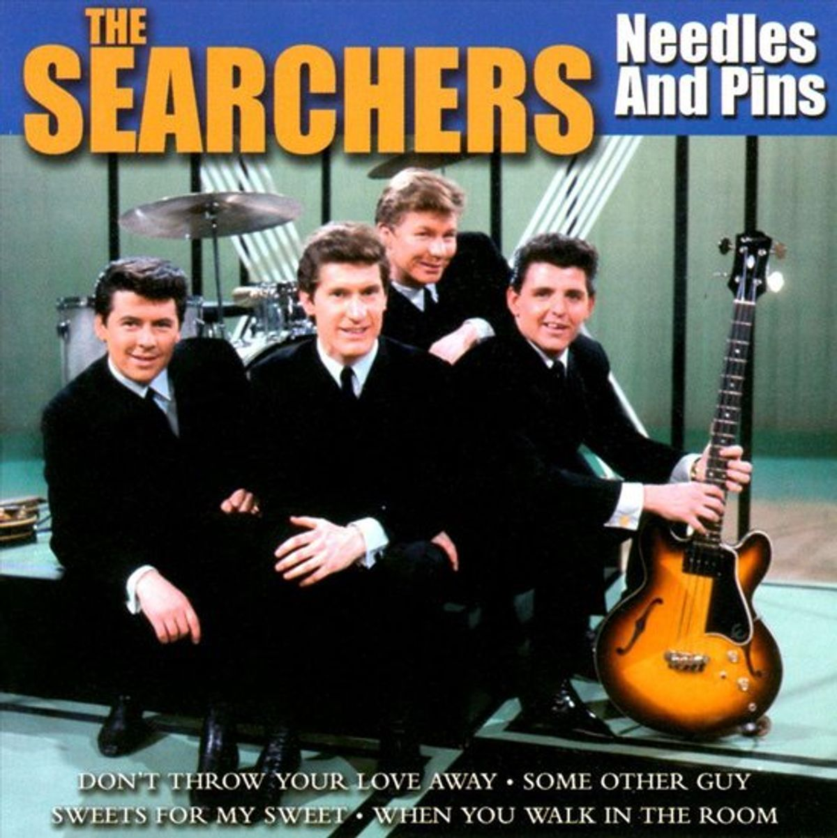 #RickenbackerRules - The Searchers - Needles And Pins (1964)