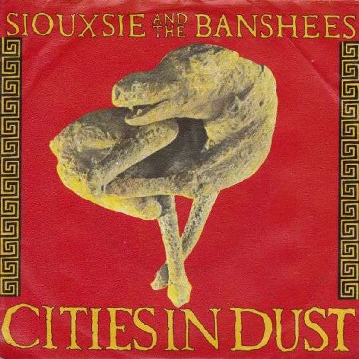 #DisasterSongs - Siouxsie & The Banshees - Cities In Dust (1985)