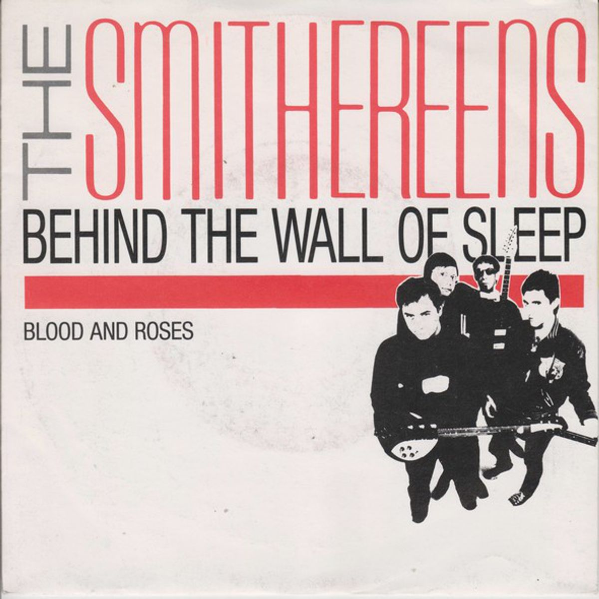 #RickenbackerRules - The Smithereens - Behind The Wall Of Sleep (1986)