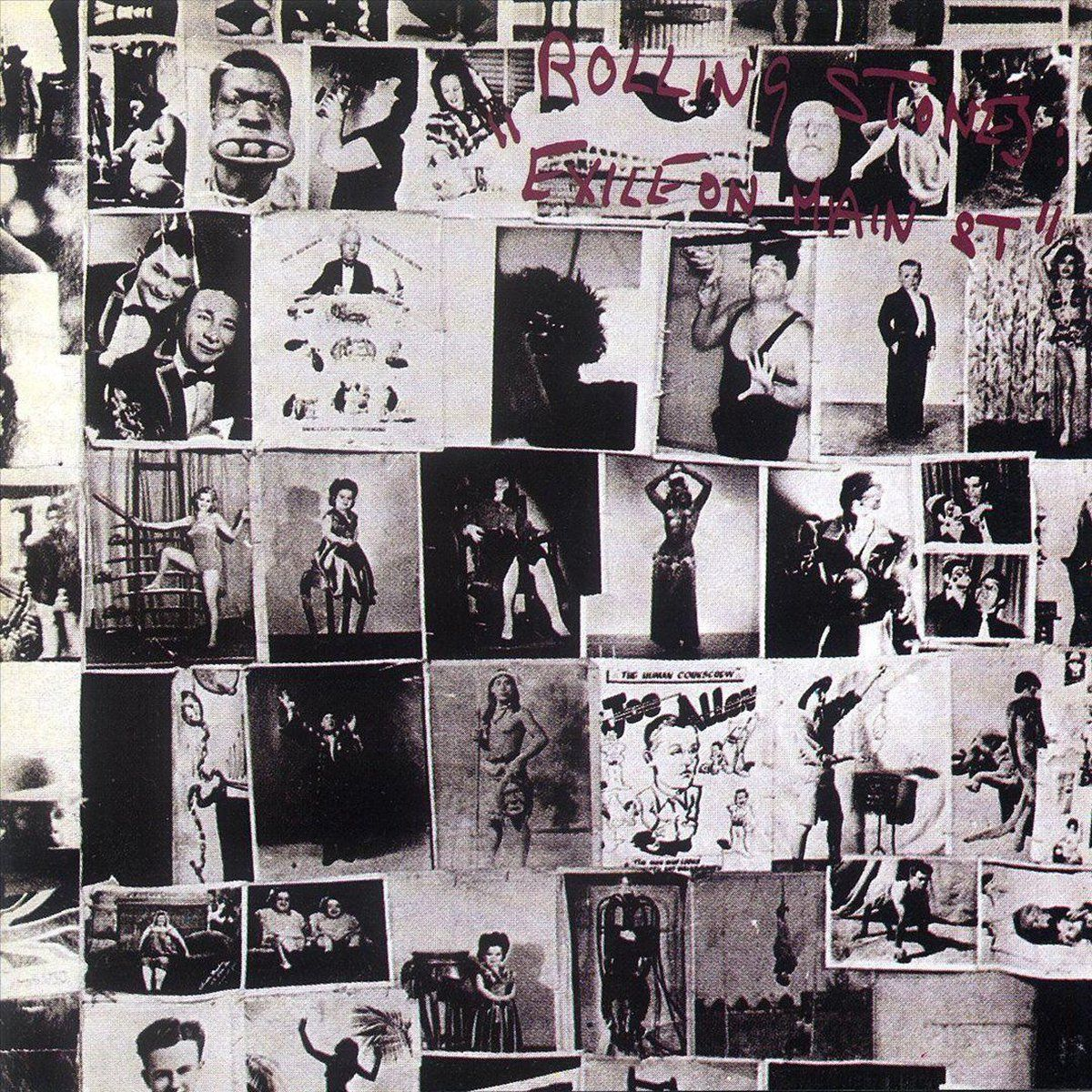#Dubbelaars - The Rolling Stones - Let It Loose - Exile On Main St.' (1972)