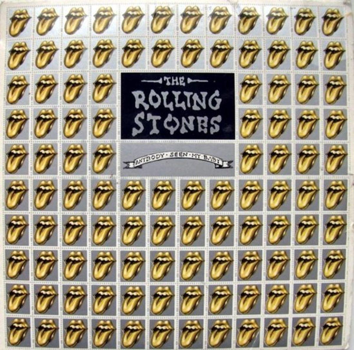 #BlondieChaplin - The Rolling Stones - Anybody Seen My Baby (1997)