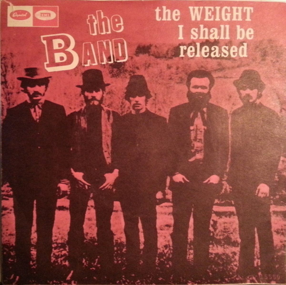 #Canada - The Band - The Weight (1969)