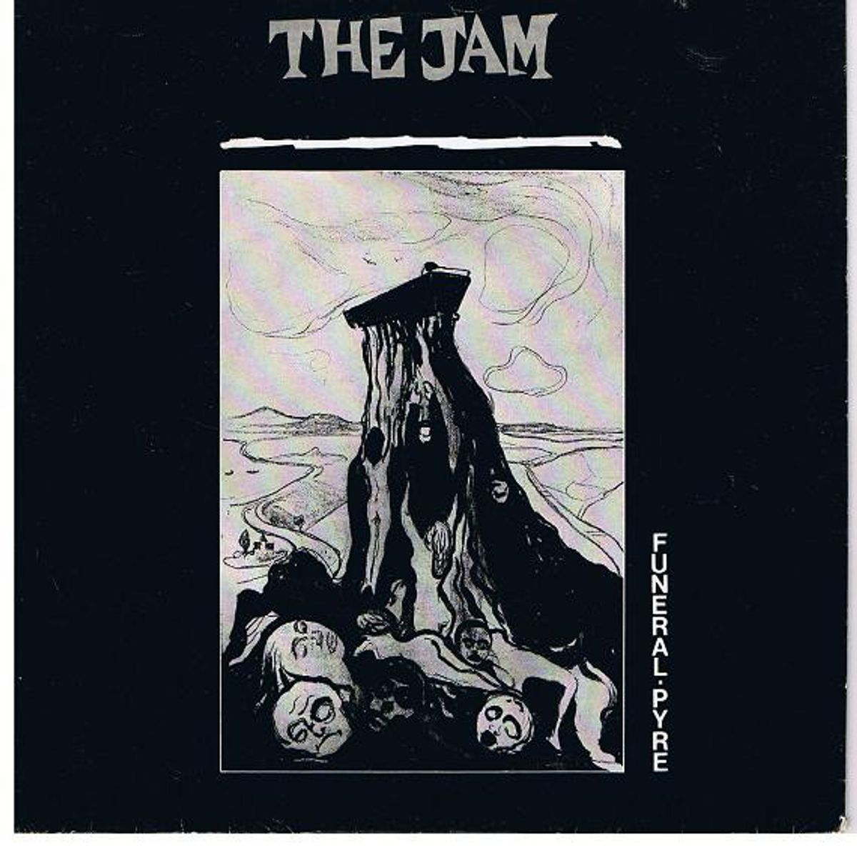 #RickenbackerRules - The Jam - Funeral Pyre (1981)