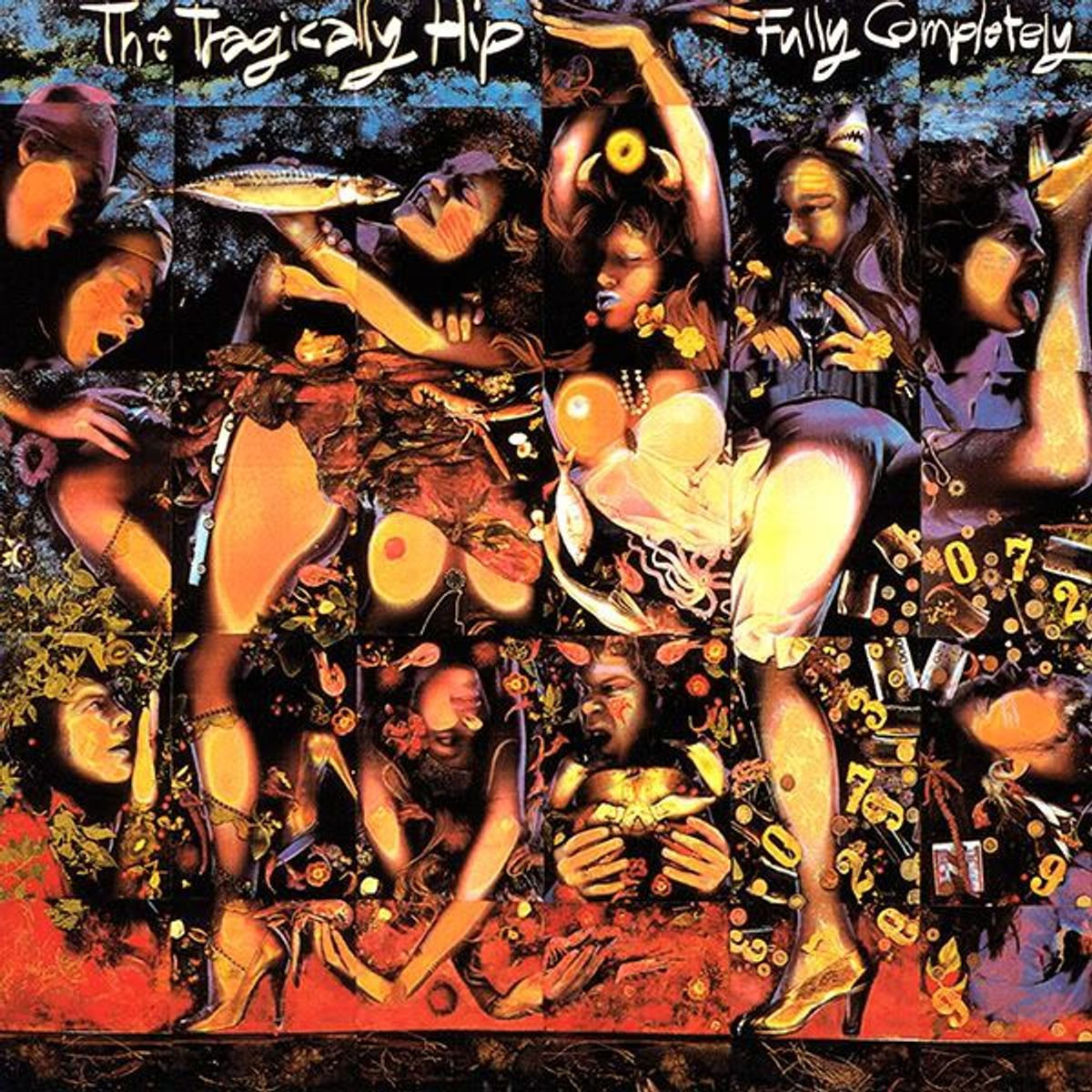#Canada - The Tragically Hip - Fifty Mission Cap (1993)