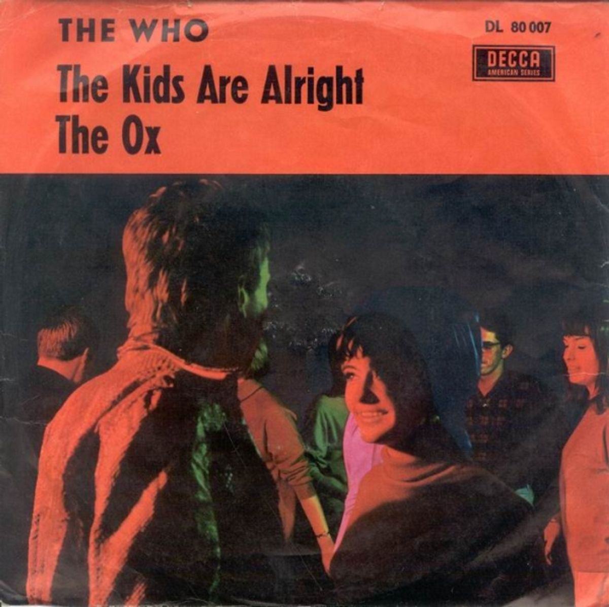 #RickenbackerRules - The Who - The Kids Are Alright (1966)