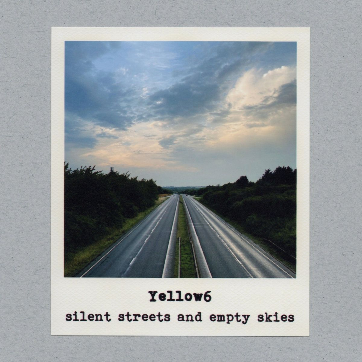 Silent Streets And Empty Skies