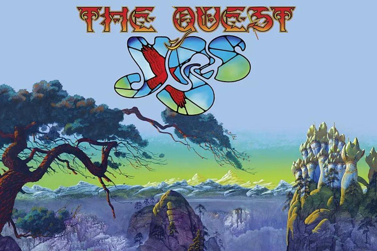 Yes waagt zich met nieuw studioalbum op glad ijs