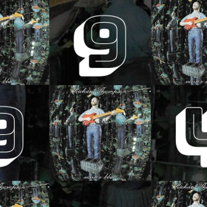 De 9 van '94: Richard Thompson - Mirror Blue