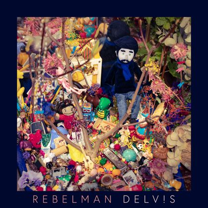 Delv!s - Rebelman
