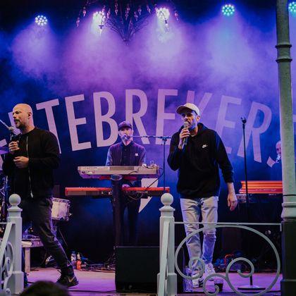 Ertebrekers - Great Gigs in the Park