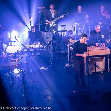 The Colorist Orchestra & Gabriel Rios