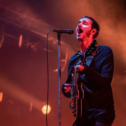 Editors - The Black Gold Tour