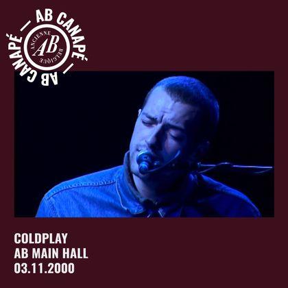 AB Canapé: Coldplay