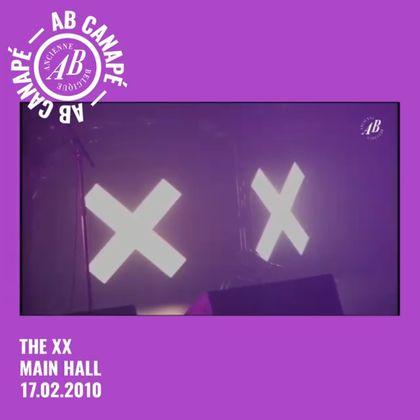 AB Canapé: The xx