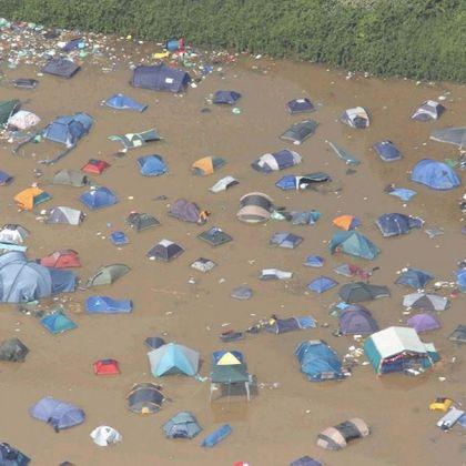 #bahFestivals - Glastonbury 2005