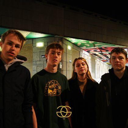 LupaGangGang Quartet - Afar