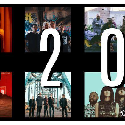 De 20 platen van 2020