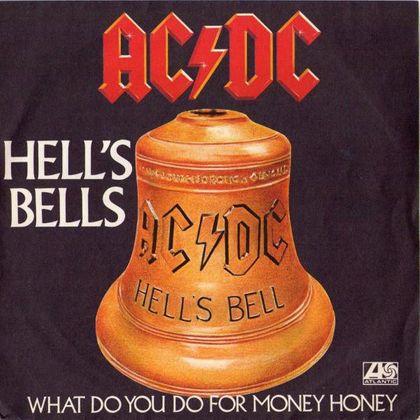#Klokkengebeier - AC/DC - Hell's Bells (1980)