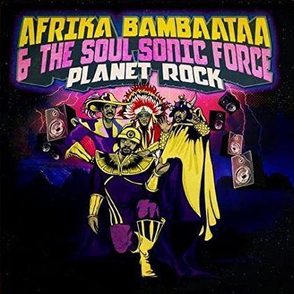#Soulherberg - Afrika Bambaataa & Soulsonic Force - Planet Rock (1982)
