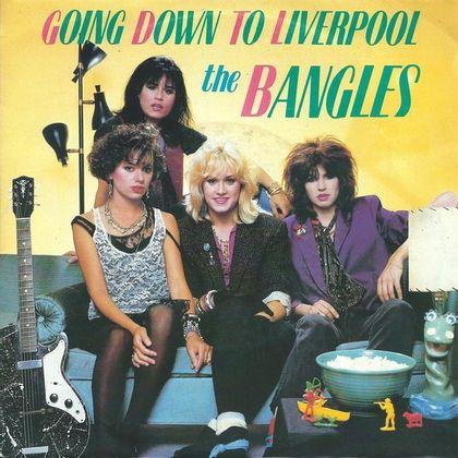 #PittigeMadammen - The Bangles - Going Down To Liverpool (1984)