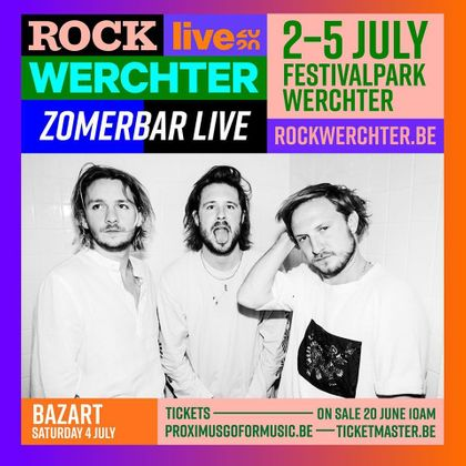 Rock Werchter Zomerbar - Bazart