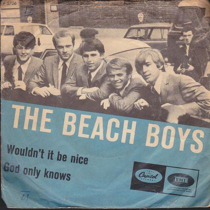 #Bkantopwaardering - Beach Boys - God Only Knows (1966)