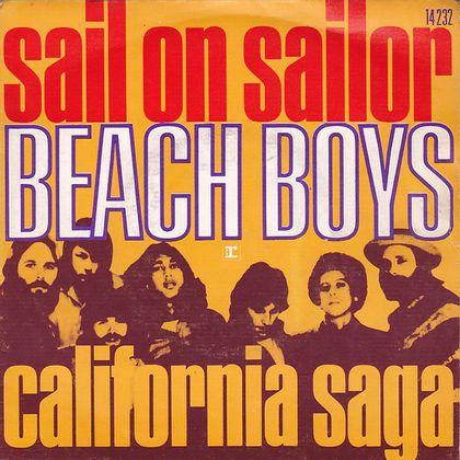 #BlondieChaplin - he Beach Boys - Sail On Sailor (1973)