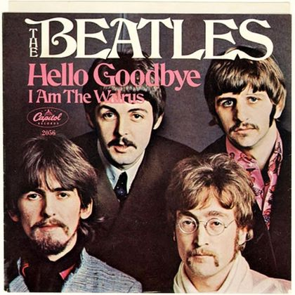 #Bkantopwaardering - The Beatles - I Am The Walrus (1967)