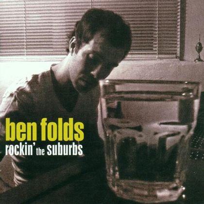 #HetHeiligeJaar2001 - Ben Folds - 'Rockin' The Suburbs'