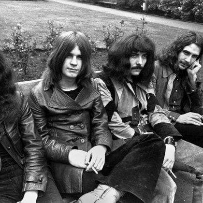 1970: heavy metal ziet het levenslicht dankzij debuut Black Sabbath