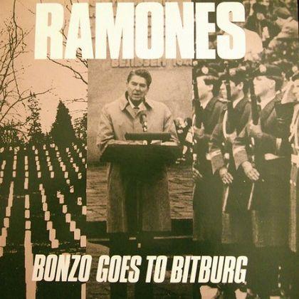 #Klokkengebeier - Ramones - Bonzo Goes To Bitburg (1986)