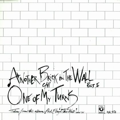 1980: Pink Floyd brengt Another Brick In The Wall (part 2) uit in de VS