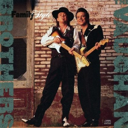 #Vaughanblues - The Vaughan Brothers - Long Way From Home (1990)
