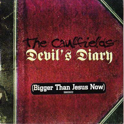 #Gitaarjumpstarters - Caulfields - Devil's Diary (Bigger Than Jesus Now)